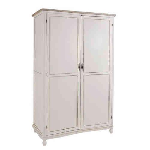 armadio provenzale ikea : nuovo armadio legno bianco shabby n prodotto lgfz3444 armadio bianco ...