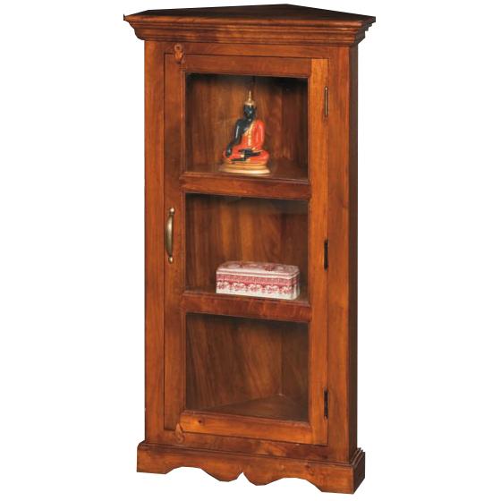 Mobiletto ad angolo etnico mobili etnici legno massello - Mobiletto ad angolo ...