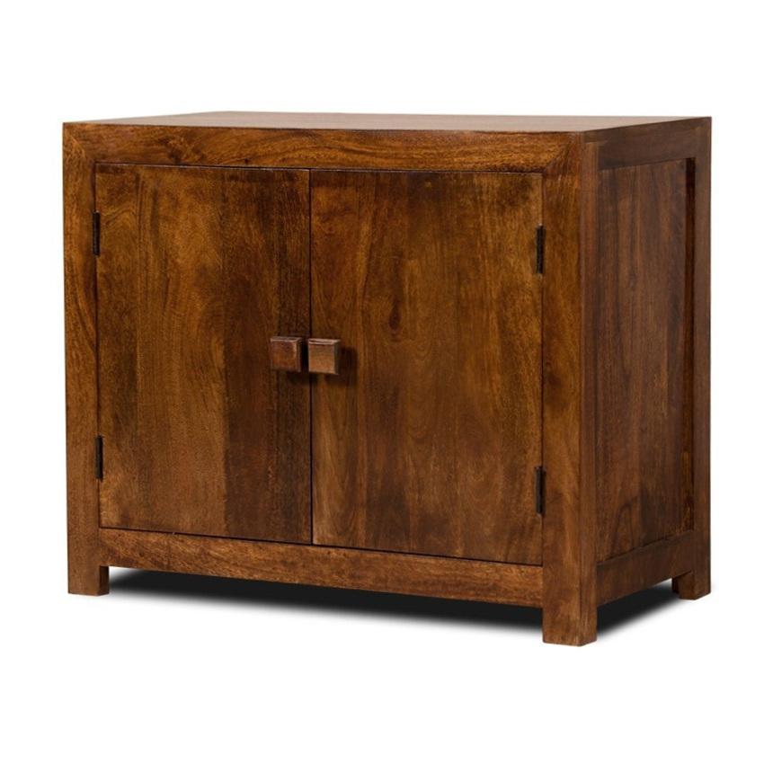 Buffet etnico legno massello mobili etnici provenzali - Mobili legno massello ...