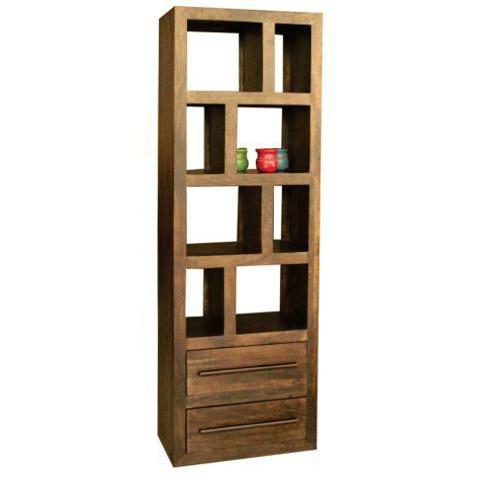 Libreria etnica con cassetti - ETHNIC CHIC | Sito Ufficiale | Mobili ...