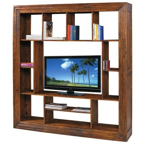Libreria porta tv etnica - Mobili Etnici Provenzali Shabby chic