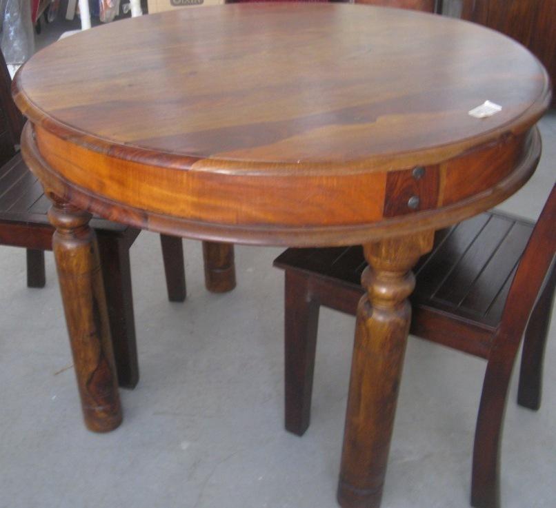 tavolo etnico rotondo tavoli industrial vintage shabby chicForTavolo Rotondo Etnico