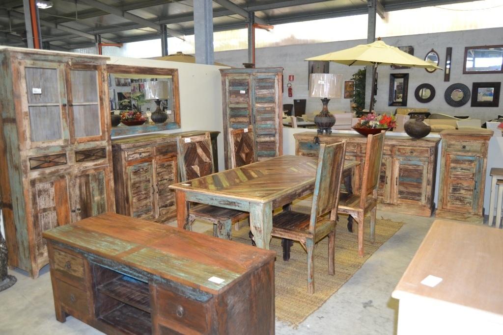 Tavolo vintage dipinto mobili etnici provenzali shabby chic - Tavoli vintage legno ...