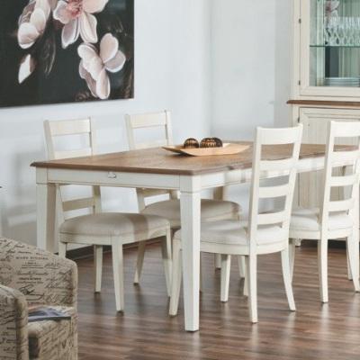 Tavolo provenzale allungabile mobili provenzali shabby chic - Mobiletti stile provenzale ...