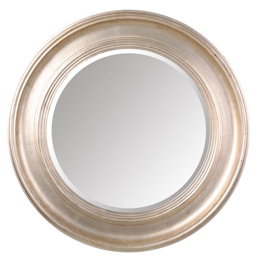 Specchio argento shabby mobili etnici provenzali shabby chic - Specchi on line ...