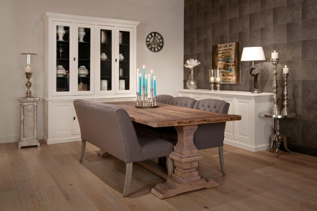 Tavolo legno rustico chic tavoli rustici vendita online for Tavolo rustico legno