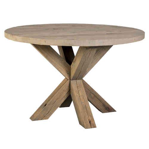 Tavoli etnici provenzali shabby chic nuovi arrivi tavoli industrial - Dimensioni tavolo tondo 4 persone ...