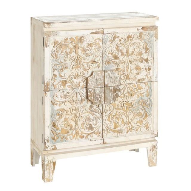 Mobile orientale legno di abete mobili etnici orientali online - Mobili orientali ...
