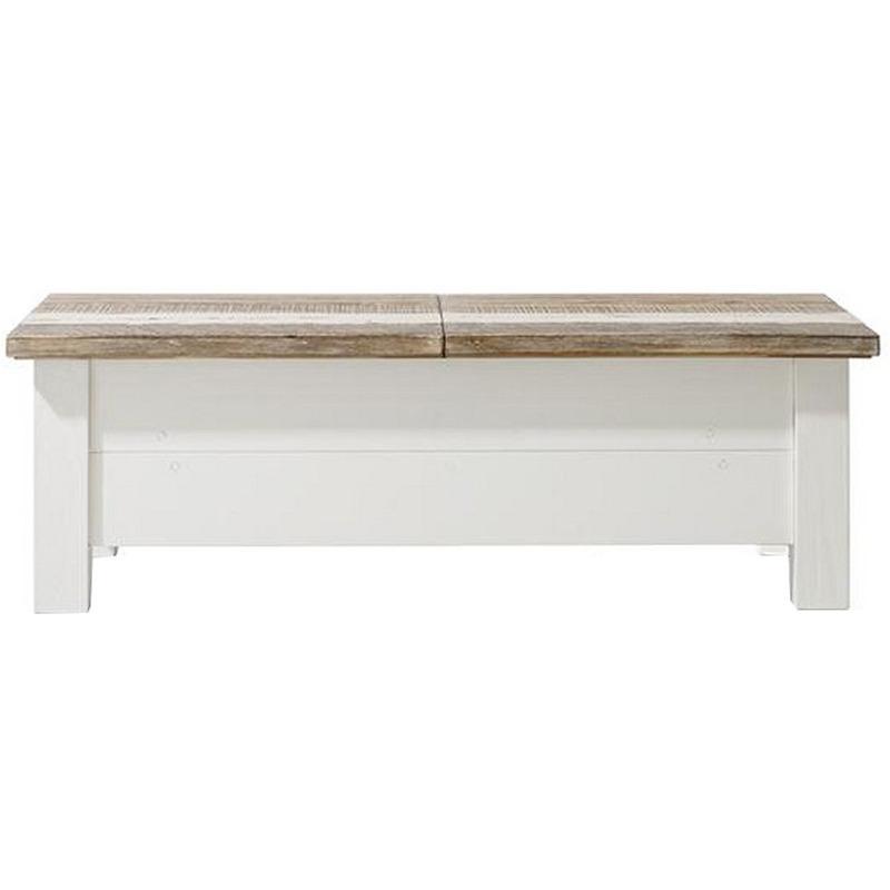 Tavolo Decapato Bianco.Tavolino Decapato Bianco