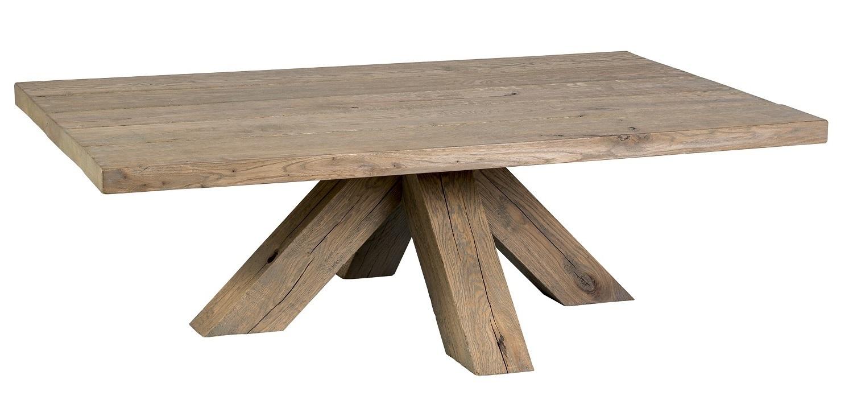 Tavolo salotto rustico chic mobili etnici provenzali for Tavolo legno rustico