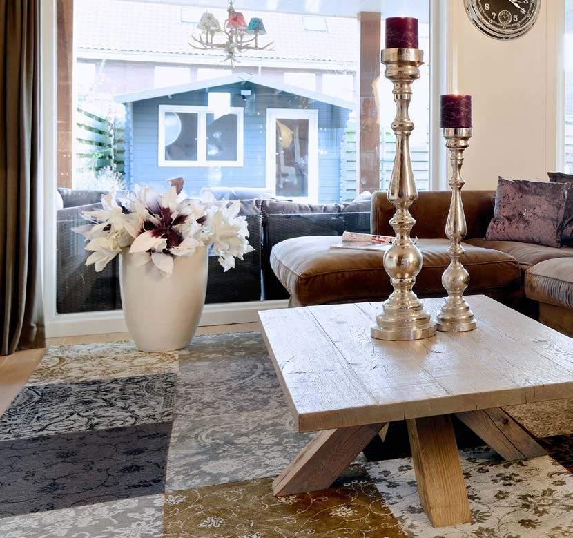 Tavolino salotto rustico chic mobili etnici provenzali shabby for Salotto rustico