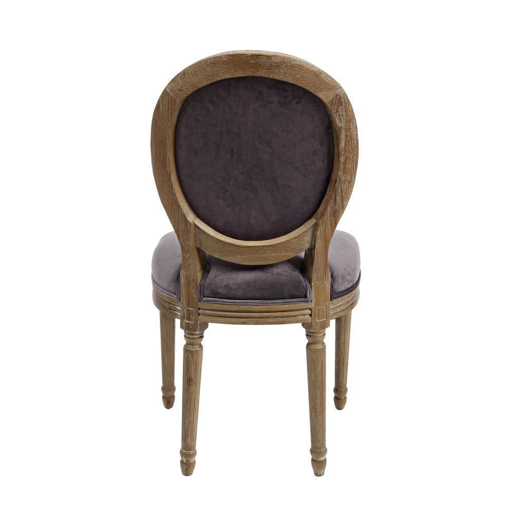 Sedia provenzale velluto sedie e poltrone provenzali online for Sedia a dondolo provenzale