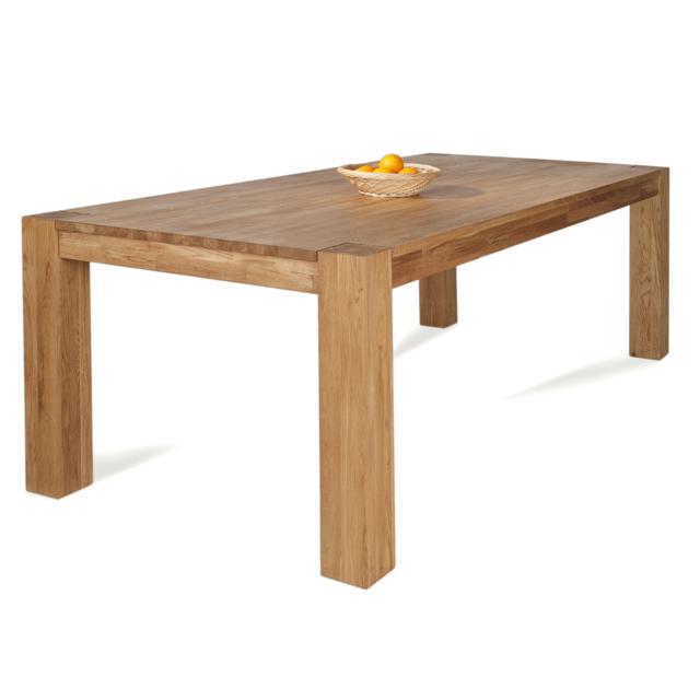 Tavolo etnico legno naturale mobili etnici ethnic chic for Tavolo legno naturale