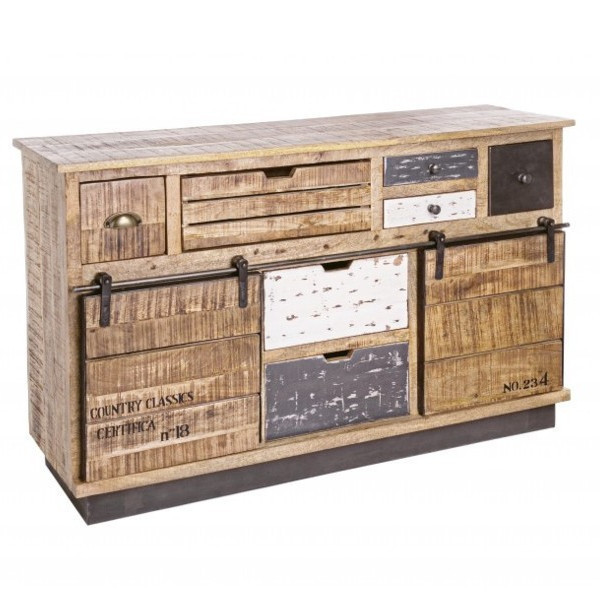 Credenza industrial etnica ethnic chic sito ufficiale mobili industrial vintage e shabby chic - Mobel industrial ...