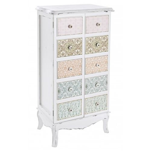 Mobile bianco shabby chic