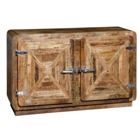 Mobili legno riciclato jh83 pineglen - Mobili legno naturale ...