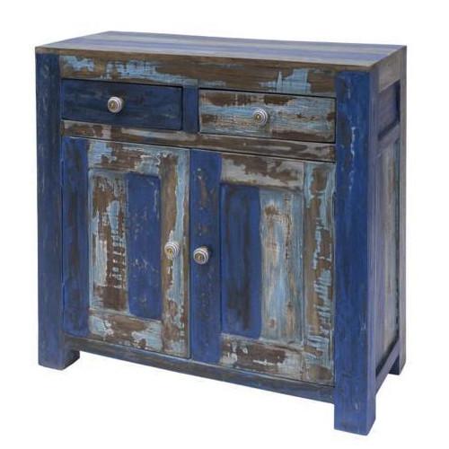 Credenza stile marinaro ethnic chic sito ufficiale mobili industrial vintage e shabby chic - Mobili stile marinaro ...