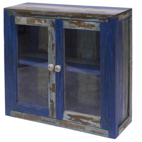 Pensile stile marinaro mobili industrial vintage