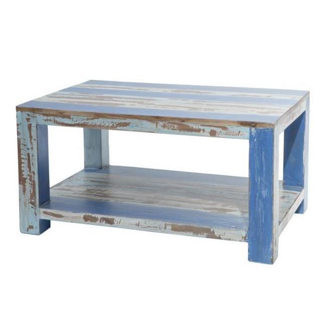 Tavolino stile marinaro Mobili industrial vintage shabby chic