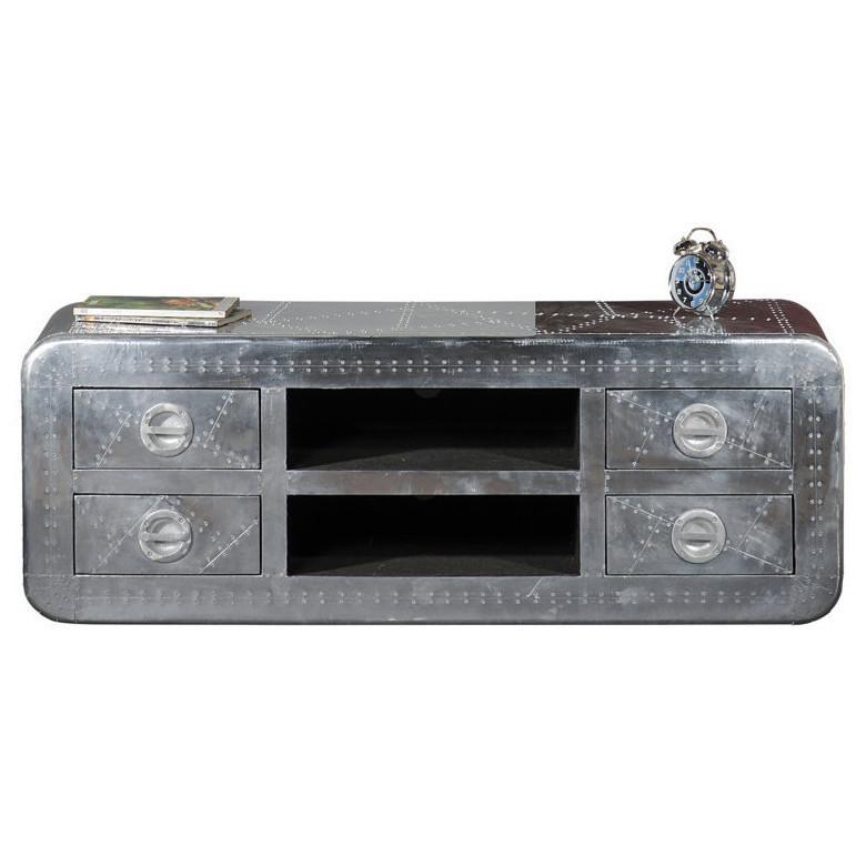 Mobili Porta Tv Stile Industriale.Porta Tv Industrial Mobili Industrial Vintage Shabby Chic