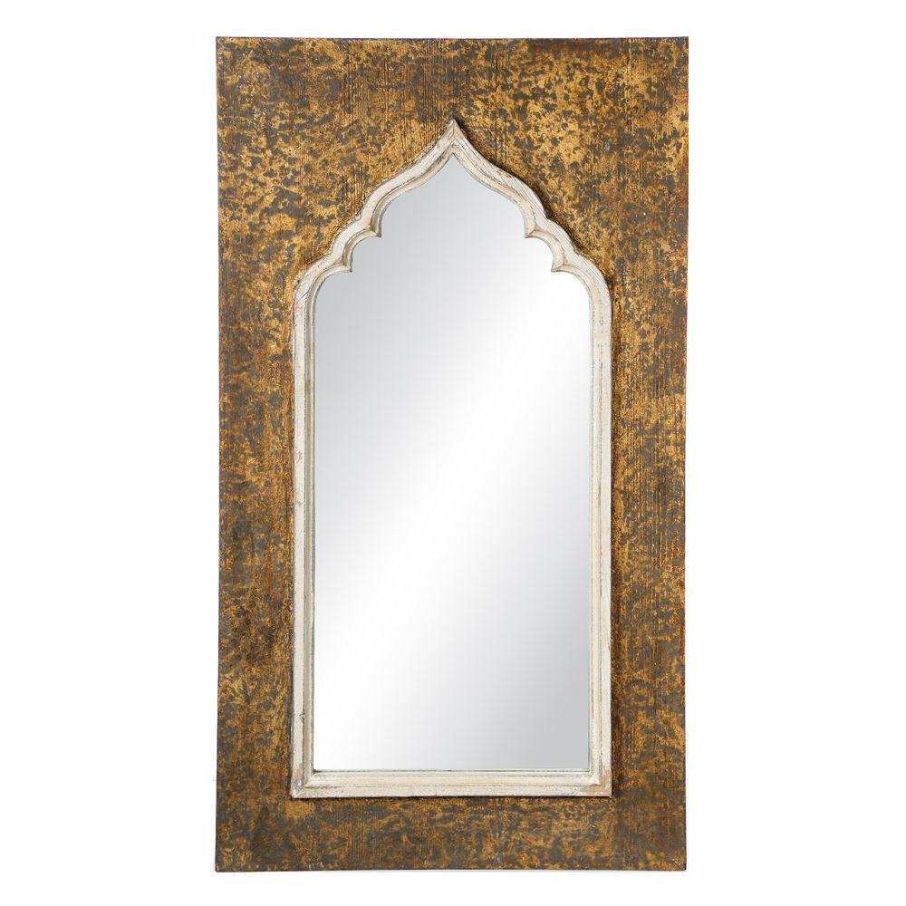 Specchio orientale anticato mobili etnici provenzali - Specchio anticato ...