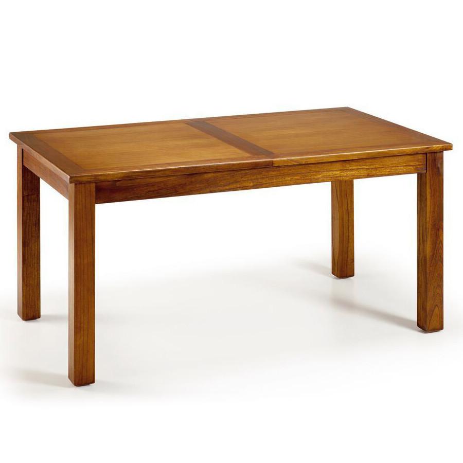 Tavolo allungabile coloniale classico mobili etnici vintage - Tavolo allungabile classico ...