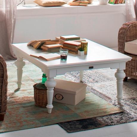 Tavolino Da Caffè Provenzale