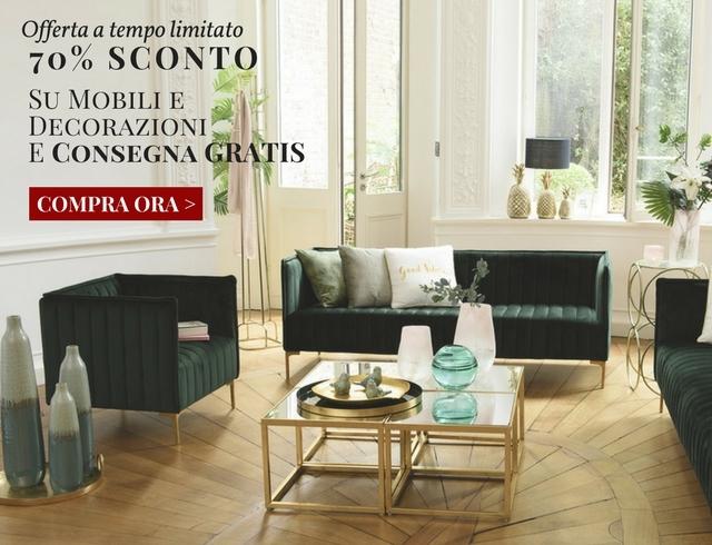 Mobili etnici provenzali shabby chic sconti per acquisti for Arredamento on line outlet