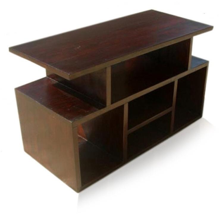 Porta tv legno etnico mobili industrial vintage shabby chic - Porta in legno massello ...