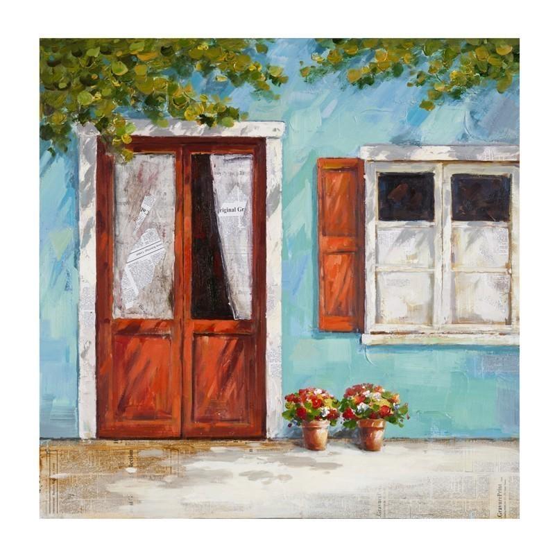 Quadro porta provenzale quadri etnici e provenzali for Mensole porta quadri