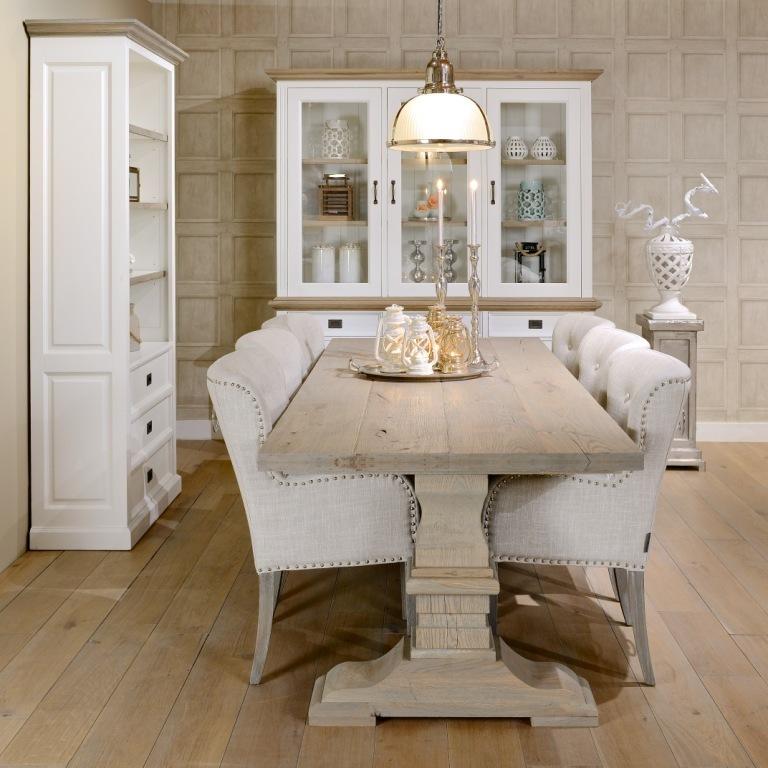Tavolo legno rustico chic - Tavoli rustici vendita online
