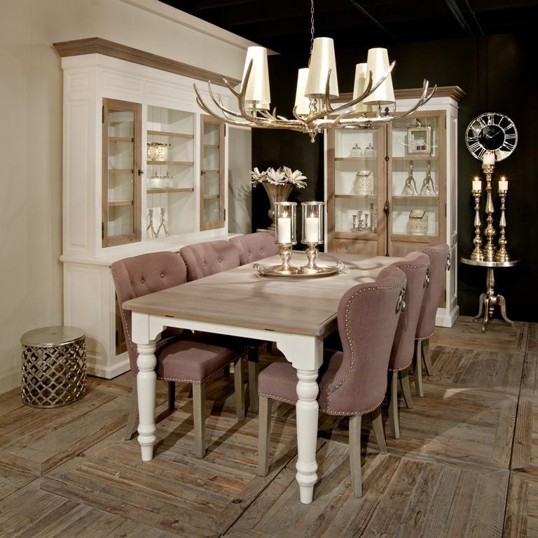 Parete sala provenzale arredamento provenzale chic for Parete sala