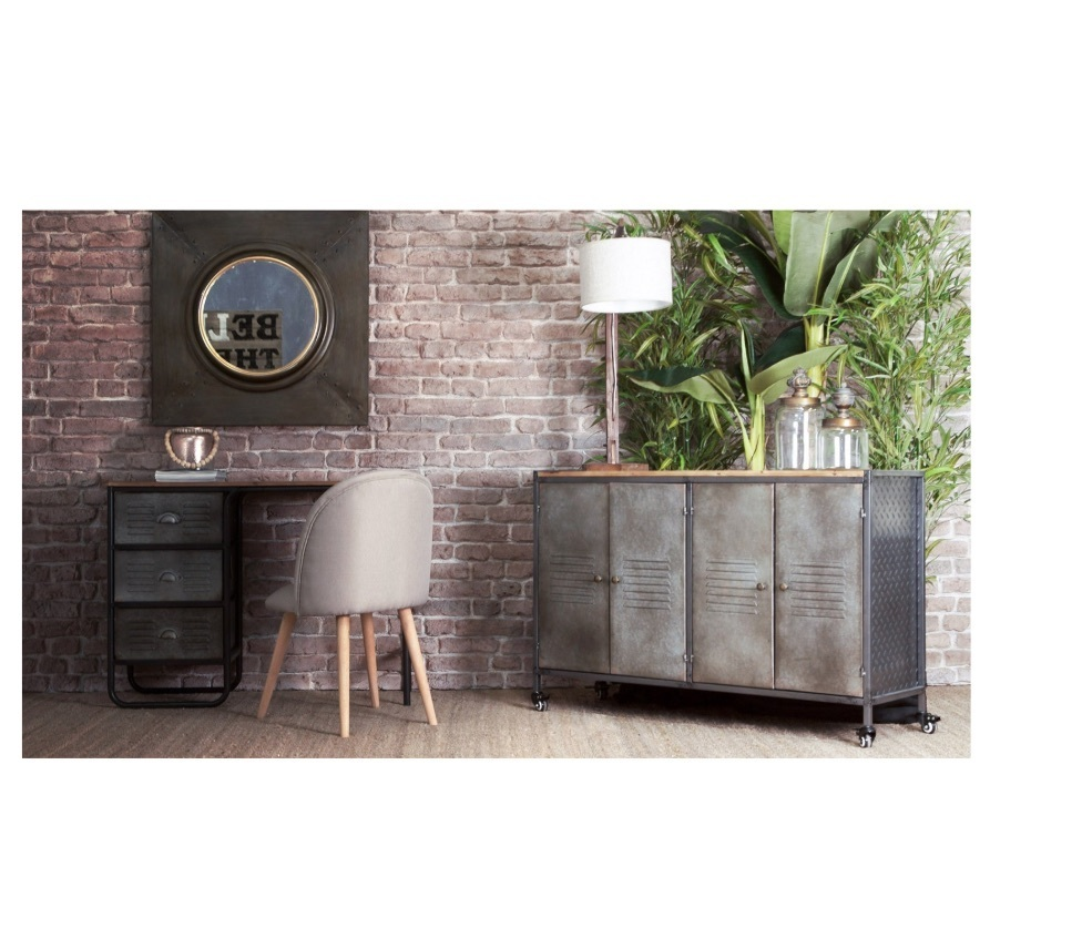 Buffet industrial chic ethnic chic sito ufficiale for Mobili buffet bassi