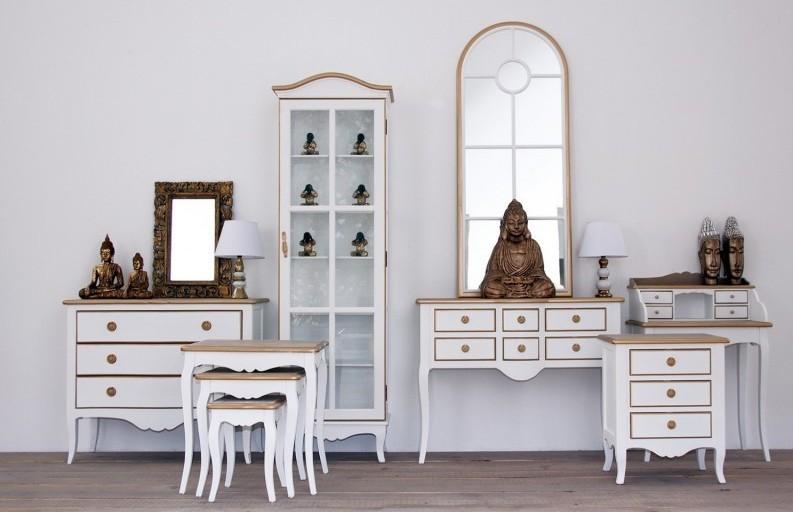 toilette provenzale dec chic mobili etnici provenzali shabby. Black Bedroom Furniture Sets. Home Design Ideas