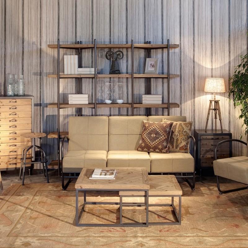 Libreria vintage minimal ethnic chic sito ufficiale for Minimal home mobili