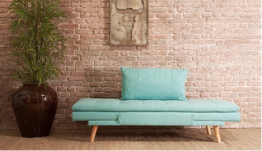 divano letto turchese nordico divani vintage online