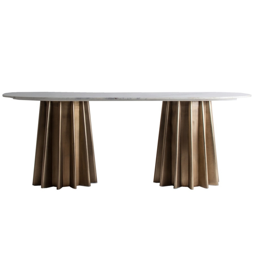 Tavolo Pranzo Art Deco tavolo da pranzo ovale art decò