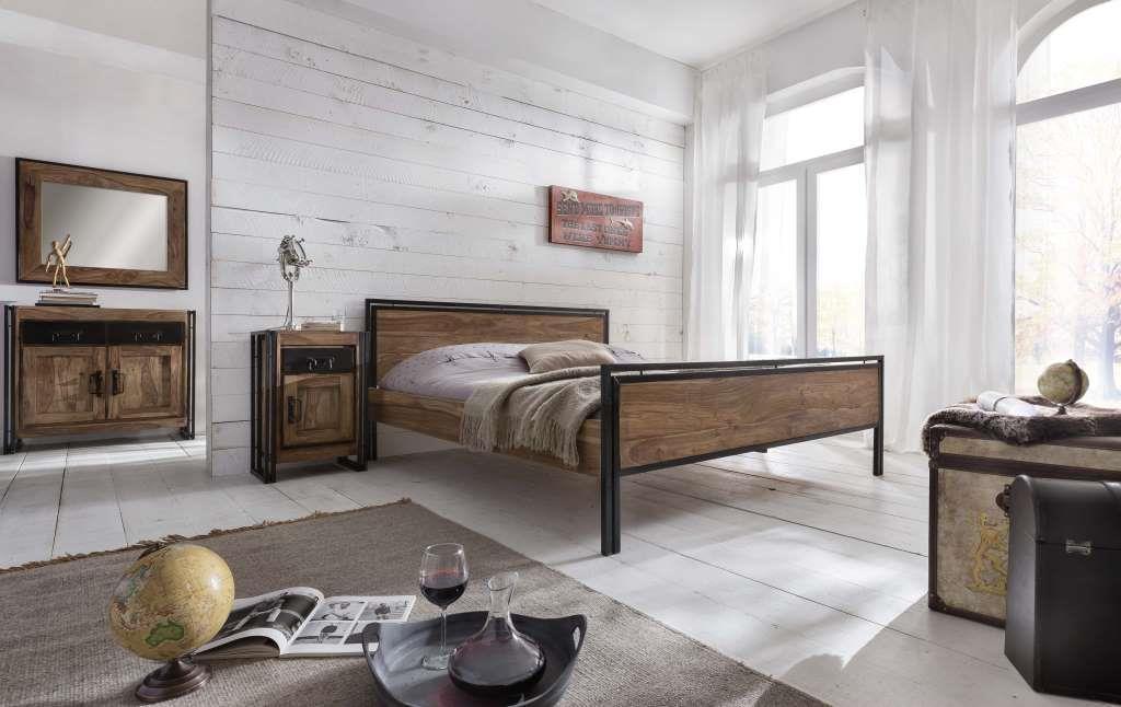 Camere Da Letto Arredate Vintage : Stile industriale arredamento vintage industrial shabby chic